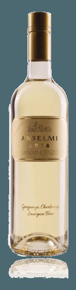 Anselmi San Vincenzo 2018 Garganega 70% Garganega, 20% Chardonnay, 10% Sauvignon Blanc Venetien