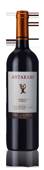 vin Antakari Carmenère Syrah 2015 Carmenère