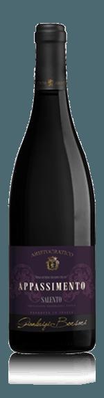 vin Aristocratico Appassimento Salento 2016 Primitivo