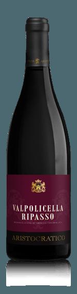 Aristocratico Valpolicella Ripasso 2016 Corvina 70% Corvina, 20% Corvinone, 10% Rondinella Venetien