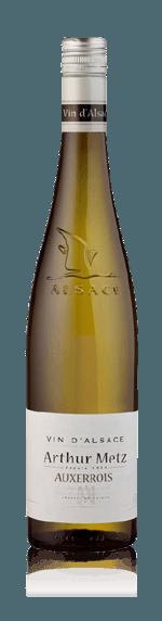 Arthur Metz Caveau Auxerrois Alsace 2017