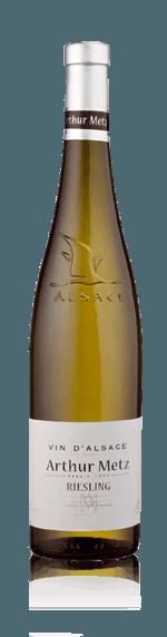vin Arthur Metz Caveau Riesling Alsace Riesling