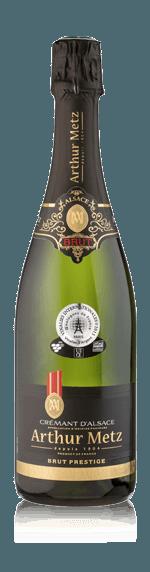 Arthur Metz Prestige Crémant d'Alsace NV Pinot Blanc 100% Pinot Blanc Alsace