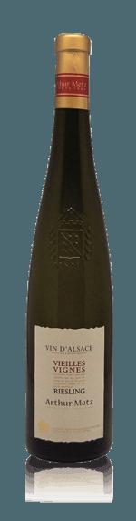 vin Arthur Metz Vielles Vignes Riesling Alsace Riesling