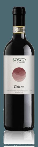 Bosco del Conte Chianti DOCG 2016 Sangiovese Sangiovese, Cabernet Sauvignon Toscana