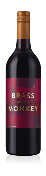 vin Brass Monkey Shiraz 2016 Shiraz