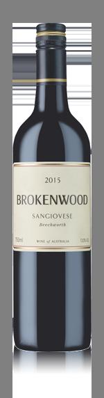 vin Brokenwood Sangiovese 2015 Sangiovese