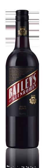 vin Baileys Of Glenrowan Durif 2015 Durif