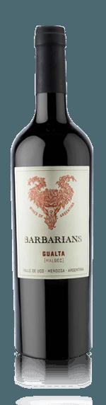 vin Barbarians Malbec Gualta Valle de Uco 2015 Malbec
