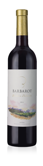 vin Barbarot 2011 Tempranillo