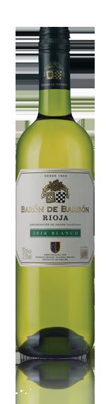 vin Baron De Barbon White Rioja 2016 Viura