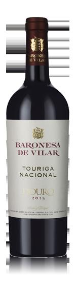 Baronesa De Vilar Touriga Nacional 2015