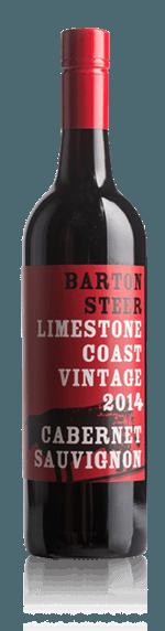 Barton Steer Cabernet Sauvignon Limestone Coast 2017 Cabernet Sauvignon