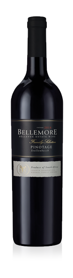 vin Bellemore Family Selection Pinotage 2014 Pinotage