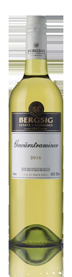 vin Bergsig Gewurztraminer 2016 Gewürztraminer