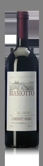 Biasiotto Cabernet Franc Giulia 2016