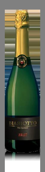 vin Biasiotto Spumante Brut 2016 Chardonnay