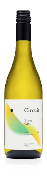 vin Black Estate Circuit Pinot Grigio 2017 Pinot Gris