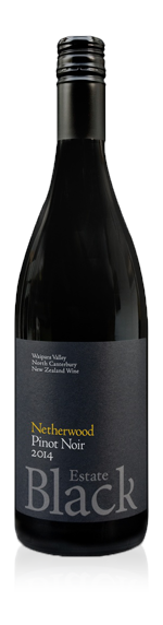 vin Black Estate Netherwood Pinot Noir 2014 Pinot Noir