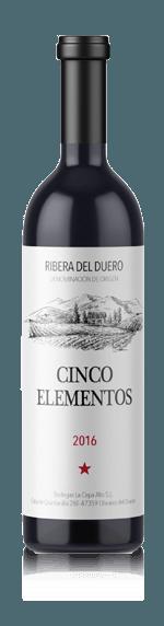 vin Bodegas Cepa Alta Cinco Elementos 2016 Tempranillo