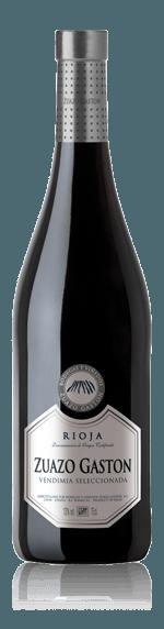 Bodegas Zuazo Gaston Rioja 2018 Tempranillo 90% Tempranillo, 10% Mazuelo Rioja
