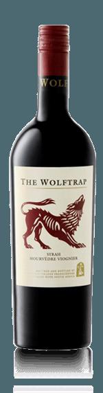 vin Boekenhoutskloof The Wolftrap Syrah-Mourvédre 2016  Syrah