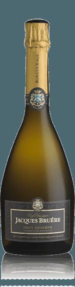 Bon Courage Cap Classique Jacques Bruére Brut Reserve 2011 Chardonnay 60% Pinot Noir, 40% Chardonnay Breede River Valley