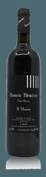 Bosco Bracco Il Masio Vino Rosso 2016 Nebbiolo 70% Nebbiolo, 30% Barbera Piemonte
