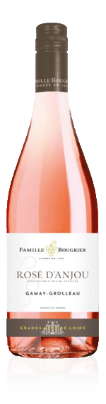 Bougrier Collection Rosé D´Anjou AOP 2018 Gamay Gamay, Grolleau Loire