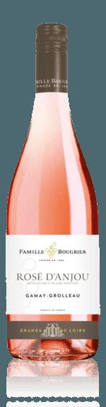 Bougrier Collection Rosé D´Anjou AOP 2018