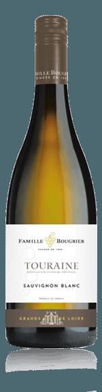 Bougrier Collection Touraine Sauvignon Blanc AOP 2018 Sauvignon Blanc 100% Sauvignon Blanc Loire