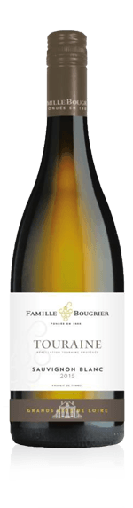 Bougrier Collection Touraine Sauvignon Blanc Aop 2017 Sauvignon Blanc