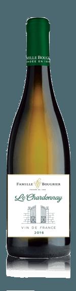 vin Bougrier Signature Chardonnay 2017 Chardonnay
