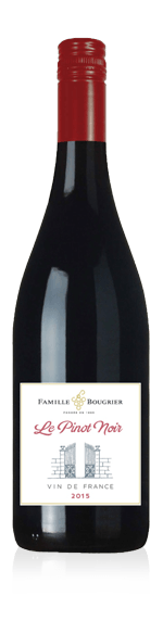 vin Famille Bougrier Signature Pinot Noir 2017 Pinot Noir