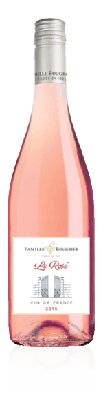 Bougrier Signature Rose 2018 Gamay 40% Gamay, 40% Cabernet Franc, 20% Pinot Noir Loire