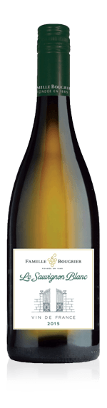 vin Bougrier Signature Sauvignon 2016 Sauvignon Blanc