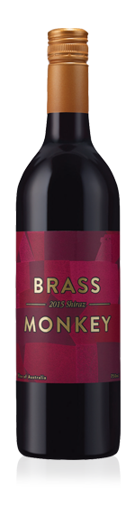 vin Brass Monkey Shiraz 2015 Shiraz