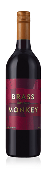 Brass Monkey Shiraz 2017 Shiraz 100% Shiraz South Eastern Australia