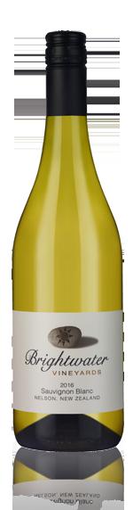 vin Brightwater Sauvignon Blanc 2016 Sauvignon Blanc