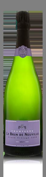 vin Brun de Neuville Grand Vintage 2008 Chardonnay
