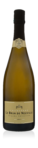 vin Brun de Neuville Grande Selection Brut NV Chardonnay