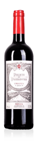 vin Burgo Viejo Palacio de Primavera Ciranza 2015 Tempranillo
