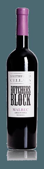 Butcher's Block Malbec 2018 Malbec 100% Malbec Mendoza