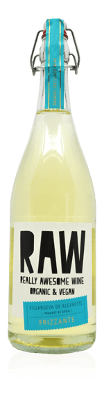 RAW Bio & Vegan Frizzante NV Annan