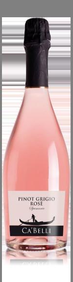 Ca´Belli Rosé Spumante