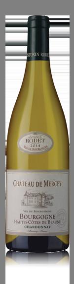 vin Château de Mercey Hautes-Côtes Beaune Blanc 2014 Chardonnay