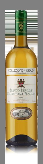 vin Collezione di Paolo Bianco Vergine Dop 2016 Trebbiano