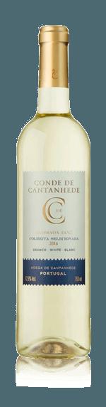 Conde de Cantanhede Colheita Seleccionada white 2017 Bical