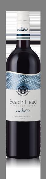 Credaro Beach Head Cab Merlot 2013