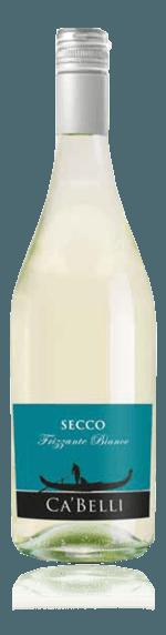 Ca' Belli Frizzante Bianco NV Blend på inhemska druvor från norra Italien. Blend på inhemska druvor från norra Italien Vino d'Italia